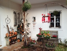 Adventmarkt bei Familie Glatz in Bad Waltersdorf